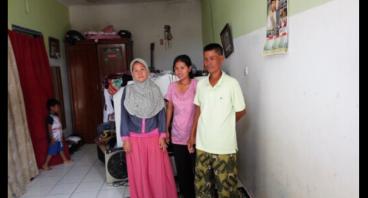 Bpk Umar Tukang Sampah Yg Ingin berjualan rongsok