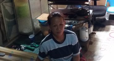 Bantu Ibu Amelia Membuka Wirausaha Warung