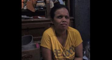 Bantu Ibu Wiwin Untuk Modal Berjualan