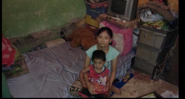 Bantu Ibu Rina Pengidap Polio Untuk Sembuh
