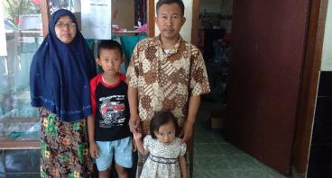 Bantu Pengobatan Anak Bapak Dadang yg Bocor Ginjal