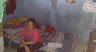 Perjuangan Ibu Yuyun agar anaknya tetap Sekolah