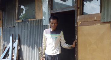 Ditinggal Istri, Yahya Harus Membiayai 7 Anak