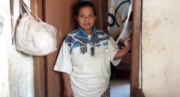 Bantu Kebutuhan Ibu Sartika Dan Anak Down Syndrom