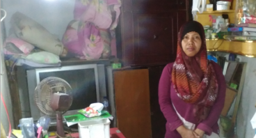 Bantu Ibu Imas Untuk Pengobatan & Pendidikan