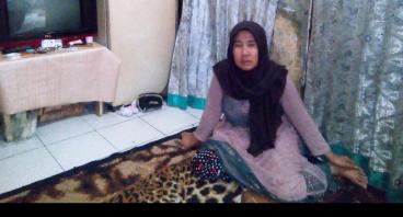 Bantu Ibu Heryanti Agar Dapat Berjualan Kembali