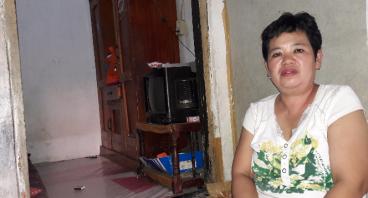 Bantuan Mesin Jahit Untuk Ibu Rokayah