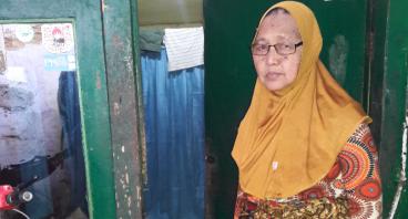 Bantu Modal Usaha Untuk Anak dari Nenek Edoh