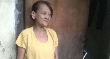 Bantu Ibu Anah Mengobati Kista Yang Dideritanya