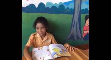 Bantu Anak-anak di Flores Terbebas dari Buta Huruf