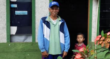 Bantu Sembuhkan Pak Tatang Untuk Kembali Berternak