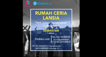 RUMAH CERIA LANSIA
