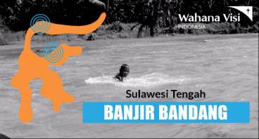Peduli Banjir Bandang Sulawesi Tengah