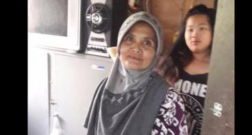 Bantu Ibu Dede Membuka Usaha Las Suaminya