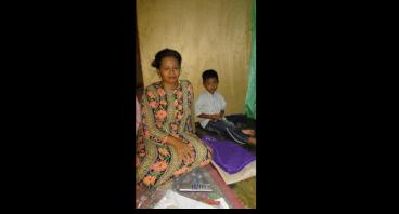 Bantu Hermawan Jualan Agar Terbebas Jerat Rentenir