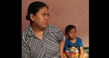 Bantu Ibu Djubaedah Membangun Warung Nasinya Lagi