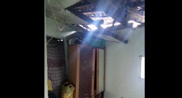 Bantu Bu Wiwin Renovasi Rumah dan Biayai 3 anaknya