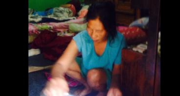 Bantu Ibu Titin menjadi Bandar Rongsokan
