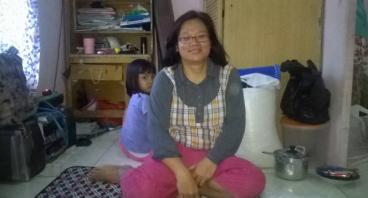 Bantu Ibu Tuti Surtiah Sehat Kembali