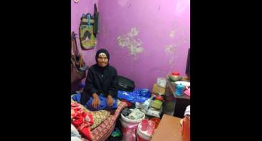 Bantu Nenek Uneh Melawan ISPA dan Penyakit Lambung