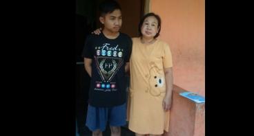 Wujudkan Mimpi Irfan Melanjutkan Sekolah