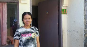 Bantu Bu Yuyun Membiayai Pendidikan Kelima Anaknya