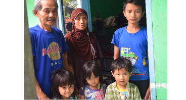 Bantu Bapak 5 Anak Ini Untuk Buka Bengkel Lagi