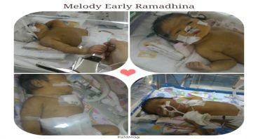 Melody Early (Bayi Prematur dengan Sepsis Berat)