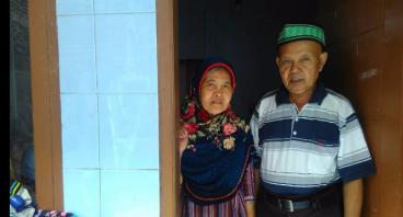 Bantu Asep Sembuh dari Stroke Dan Nafkahi Keluarga