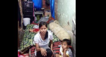 Bantu Pak Linmas Renovasi Rumah & Buka Usaha Jahit
