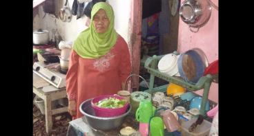 Bantu Ibu Hani yang Mempunyai Penyakit Asma