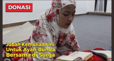 Beasiswa untuk Aini dan 76 Laskar Qur'ani Lainnya