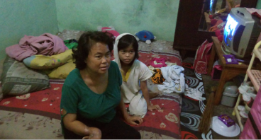 Bantu Pak Endang untuk Biayai Pengobatan Keluarga