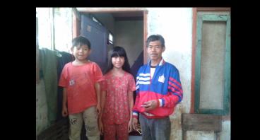 Modal Usaha Nasgor Untuk Hidupi Keluarga Pak Otong