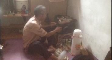 Bantu Pak Tasimun, Pedagang Asongan Butuh Modal