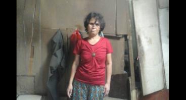 Bantu Lilis Renovasi Rumah, Janda 3 Anak