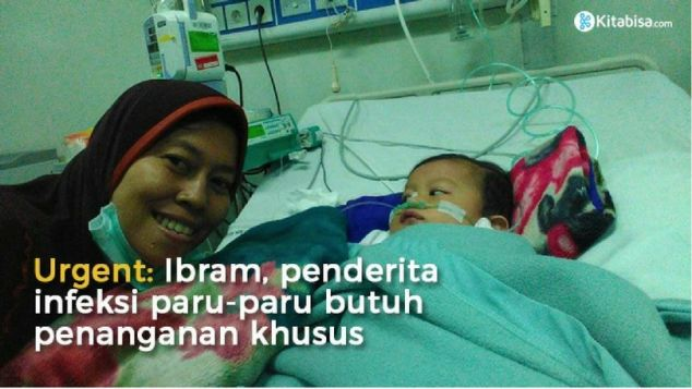 Bantu Bu Ucik Berjuang untuk Adik Ibrahim