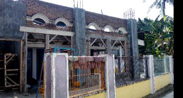 Pembangunan Masjid At Taubah Surakarta