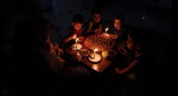 Bantu Gaza Terang Kembali