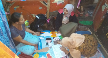 Bantu Ibu Fitri Membuka Usaha Jajanan & Nasi Rames