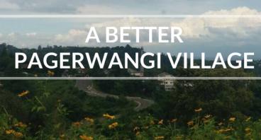 A Better Pagerwangi Village, Bandung