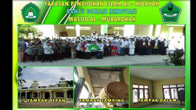 Renovasi Masjid Al-Mubarokah Karangmangu