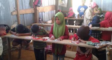 Sekolah Layak untuk Adik-adik Dusun Bara, Sulsel