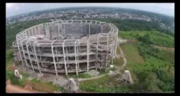 Pembangunan Gedung GBI House of Sacrifice R4 Medan