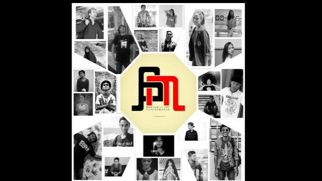Bantu BanyuMiliArt Wakil Jogja di Lanjong ArtFes