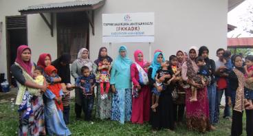 Bantulah Rumah Cerebral Palsy FKKADK Aceh Besar