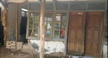 Bantu Bapak Misbahudin Renovasi Masjid tuk Mengaji