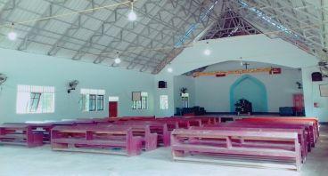 Bantu Pembangunan Gereja di Rokan Hulu