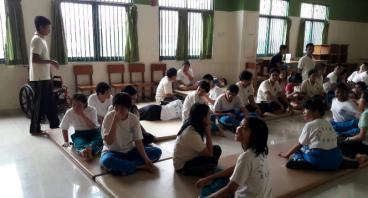Bakti Sosial - Panti Tunagrahita Yayasan Triasih