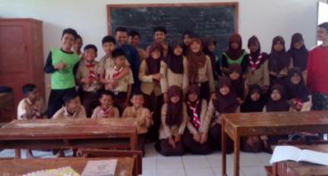 Tolong, Bantu Pembanguna DTA-SMP Islam Cikadu
